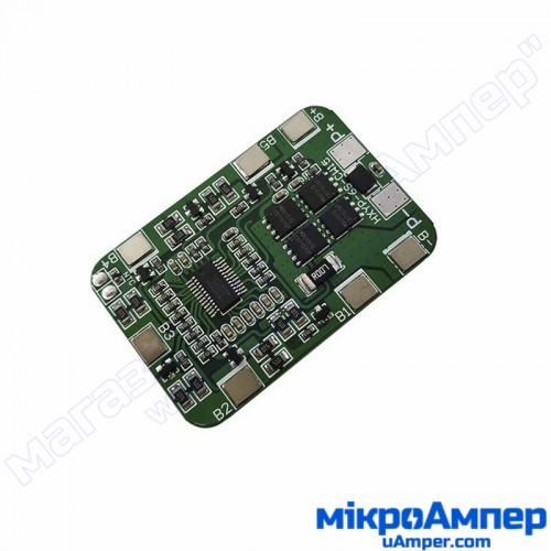 BMS контролер заряду Li-Ion 18650 6S