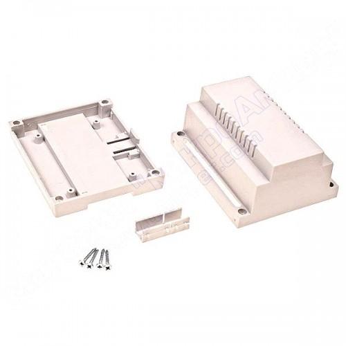 Корпус з кріпленням на DIN рейку Kradex Z101J (DIN6)