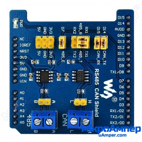 WaveShare RS485 CAN