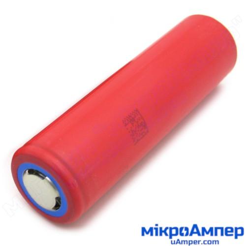 Акумулятор NCR18650GA 3300mAh