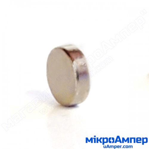 Неодимовий магніт N35 3х1мм