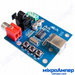 USB звукова карта PCM2704