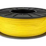 PLA пластик 0.5кг 1.75мм Жовтий