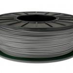 PLA пластик 0.5кг 1.75мм Темно-сірий