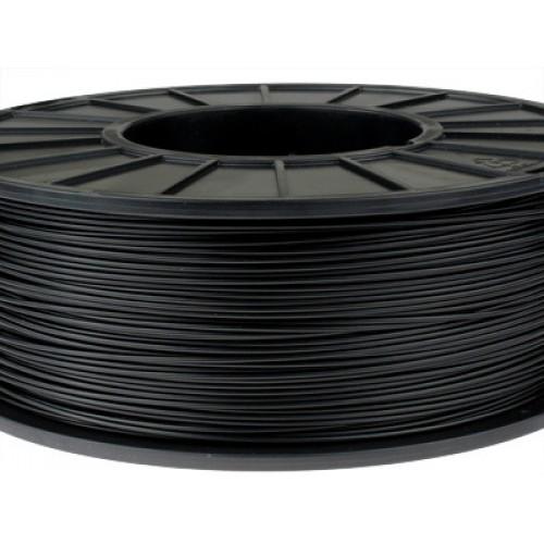 PLA пластик 0.5кг 1.75мм Чорний