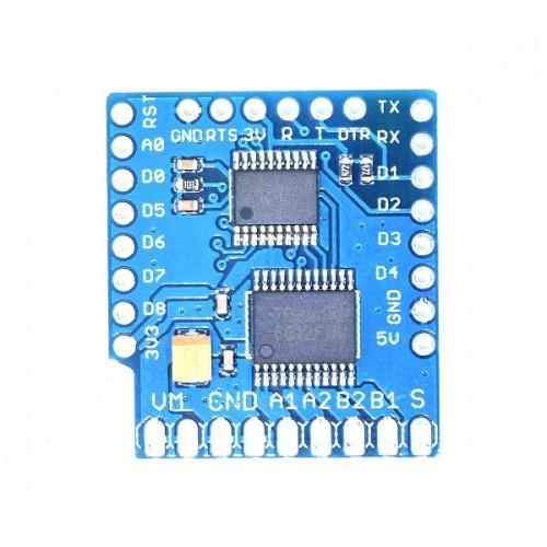WeMos D1 mini Модуль керування моторами