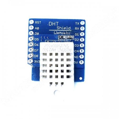 WeMos D1 mini Модуль датчика температури і вологості DHT22