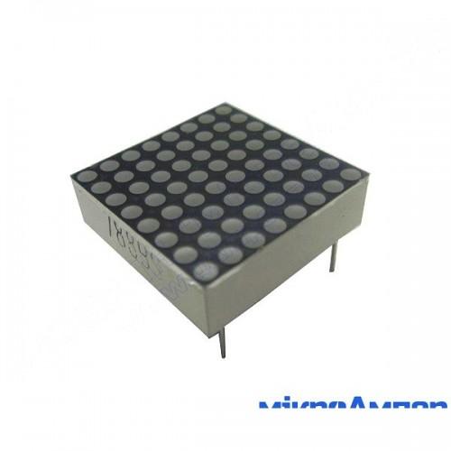 Матричний LED-дисплей 8х8 20мм