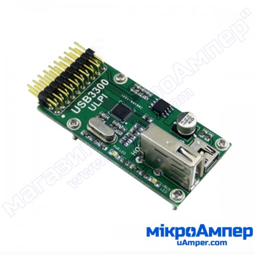 WaveShare USB3300 HS PHY ULPI