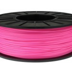 coPET пластик 0.75кг 1.75мм Рожевий