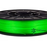 coPET флуоресцентний 1.75мм Зелений