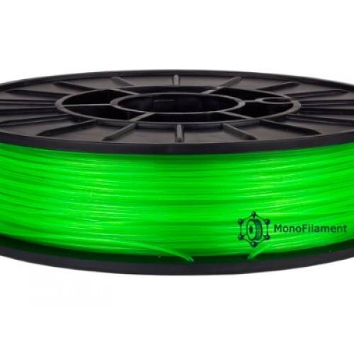 coPET флуоресцентний 0.5кг 1.75мм Зелений