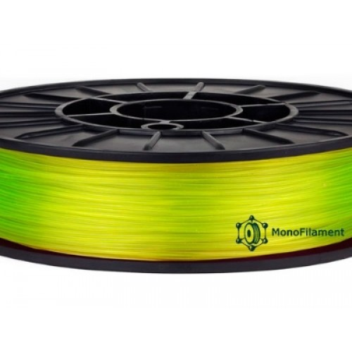 coPET флуоресцентний 0.75кг 1.75мм Жовтий