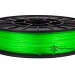 coPET флуоресцентний 0.75кг 1.75мм Зелений