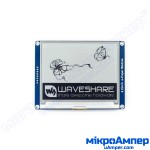"WaveShare 4.2"" E-Ink модуль"