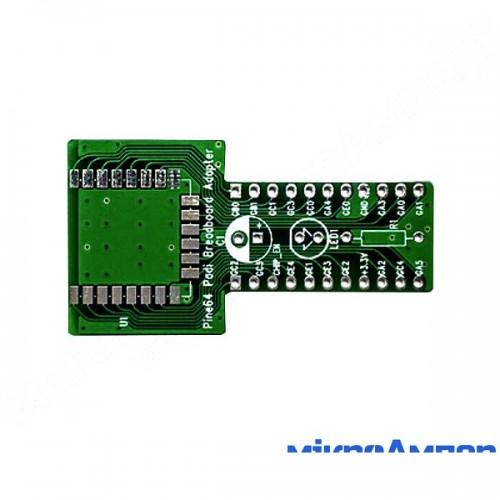 PADI адаптер для макетної плати