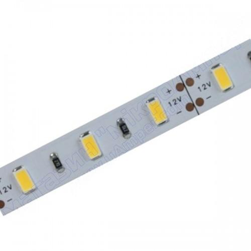 LED стрічка тепло-біла 5630-60 IP20