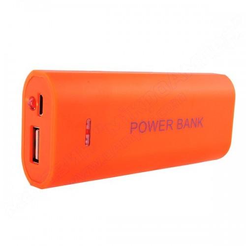 Powerbank з ліхтариком (без акумулятора)