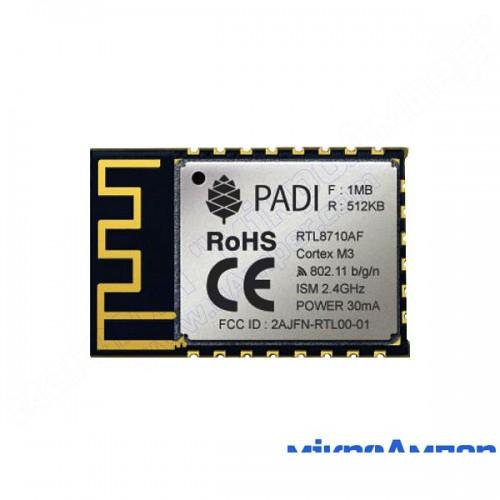 PADI IoT Stamp